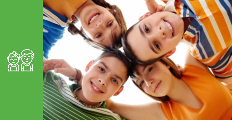copiii fericiti